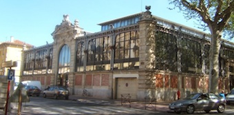 Cours d'anglais aux halles de Narbonne